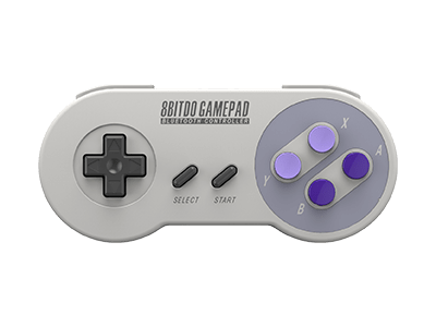 for 8bitdo SN30 / SF30