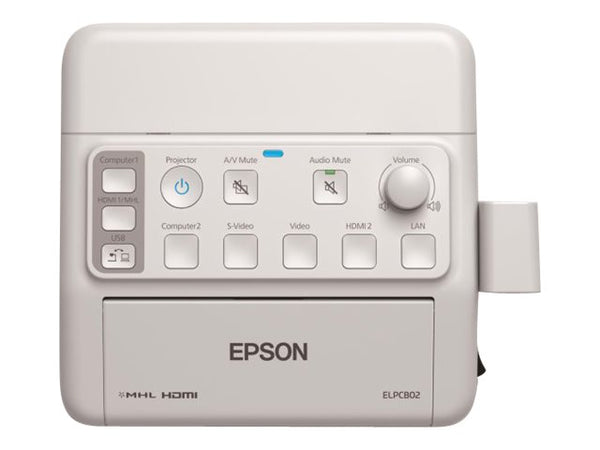 Epson Projector Control and Connection Wall Box