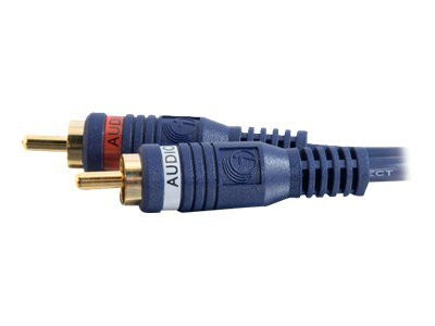 "C2G 5m Velocity"" RCA Stereo Audio Cable"