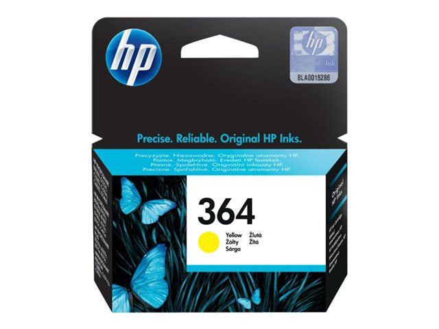 HP Suppl  364 Yellow