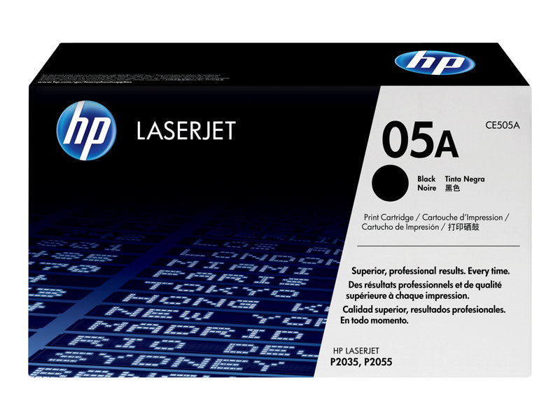 HP Suppl Toner 05A