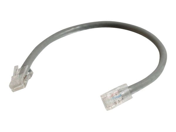 C2G 1m Cat5E 350 MHz Assembled Patch Cable Grey