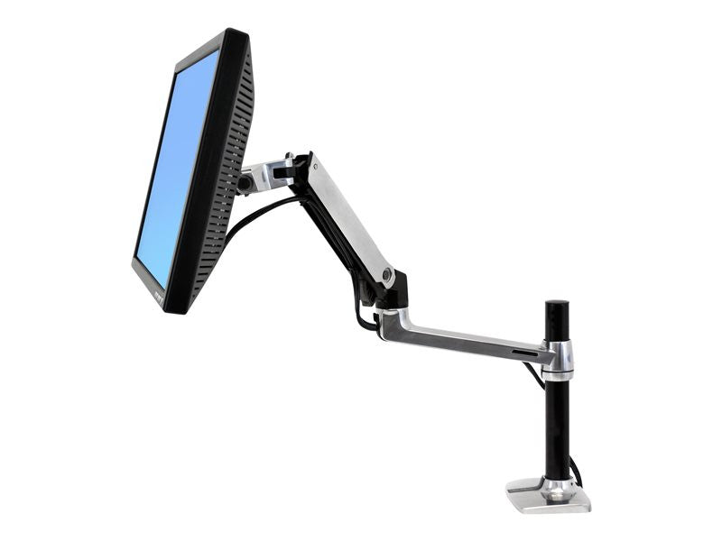 Ergotron LX Desk Mount LCD Arm, Tall Pole