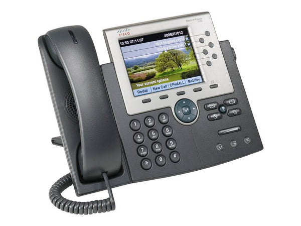 Cisco Unified IP Phone 7965, Gig Ethernet, Color