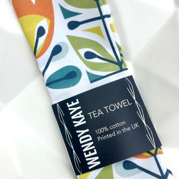 Summer - Tea Towel