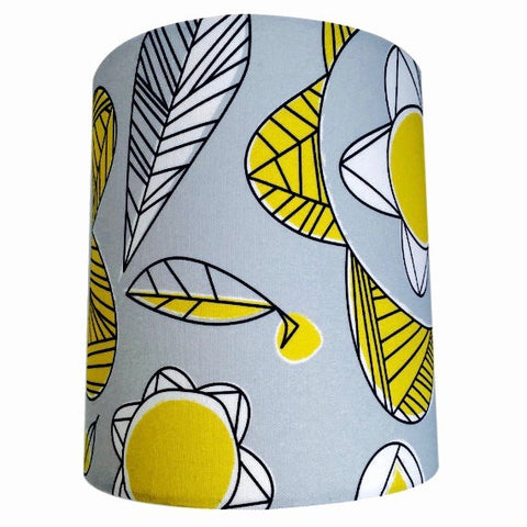 Lampshade in Meakin - Grey