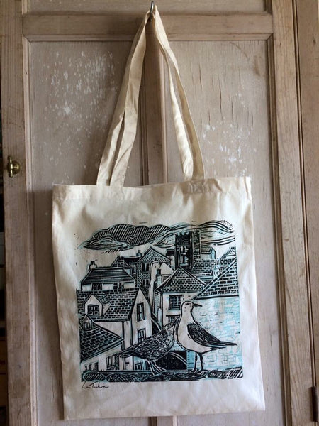 Church Street tote bag