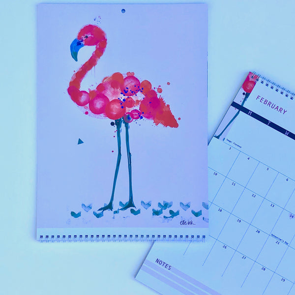 BUSHFIRE APPEAL: 2020 Calendar now $25 (discount applied automatically at the checkout)