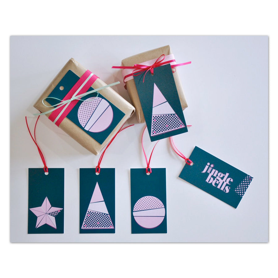 2019 Christmas Tags | pack of 8