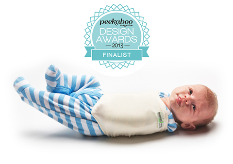 Beautiful Bamboo Swaddle Perfect Helping Prevent Hip Dysplasia