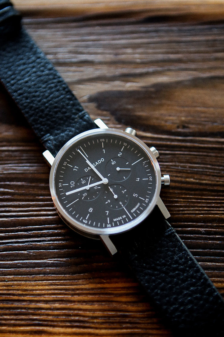 Limited Chronograph Black - Marco
