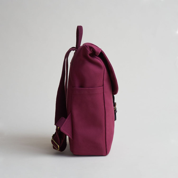 Classic Backpack L - Bordeaux Red