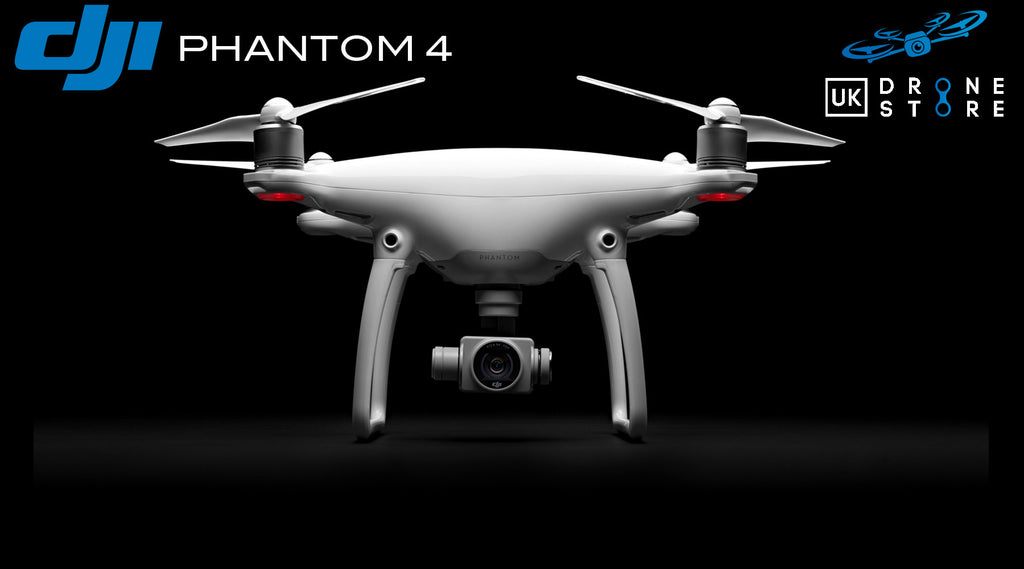 DJI Phantom 4 Release - March UK