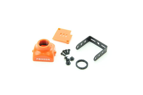 FOXEER ULTRA LIGHT PLASTIC CASE FOR FOXEER XAT600M / HS1177 CAMERA ***ORANGE