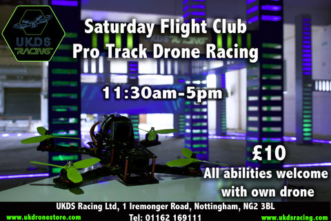 Saturday Flight Club - 22nd April