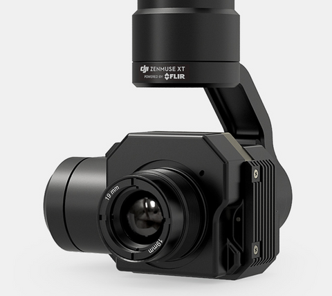 DJI Zenmuse XT Thermal Camera Radiometric
