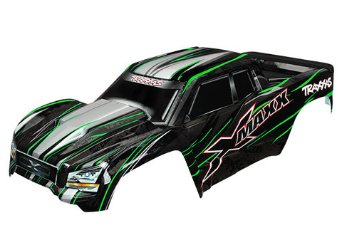 Traxxas Body X-Maxx (painted decals applied) (assembled with tailgate protector)