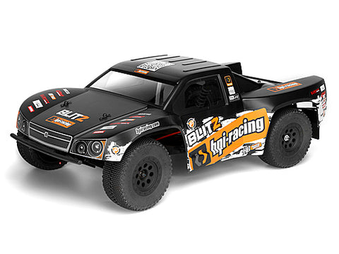HPI BLITZ FLUX RTR - WATERPROOF