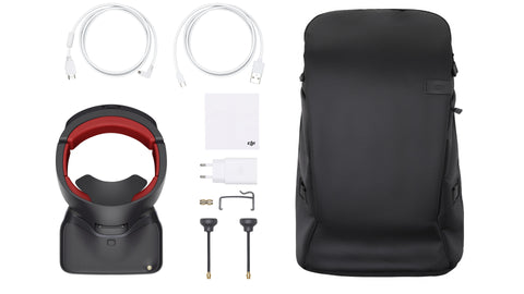 DJI Goggles Racing Edition & Carry More Backpack UK