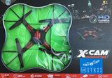 X-Cam Quadcopter - Flying Gadgets