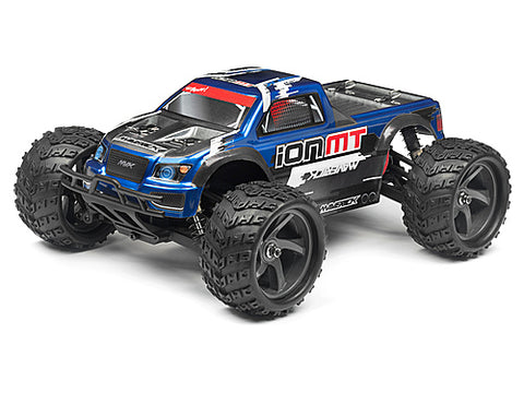 MAVERICK ION MT 1/18 RTR ELECTRIC MONSTER TRUCK