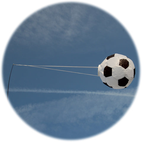 Football Windsock - Wind Creations