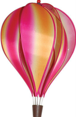 Hot Air Balloon Spinner - Fruit Salad - Wind Creations - 1