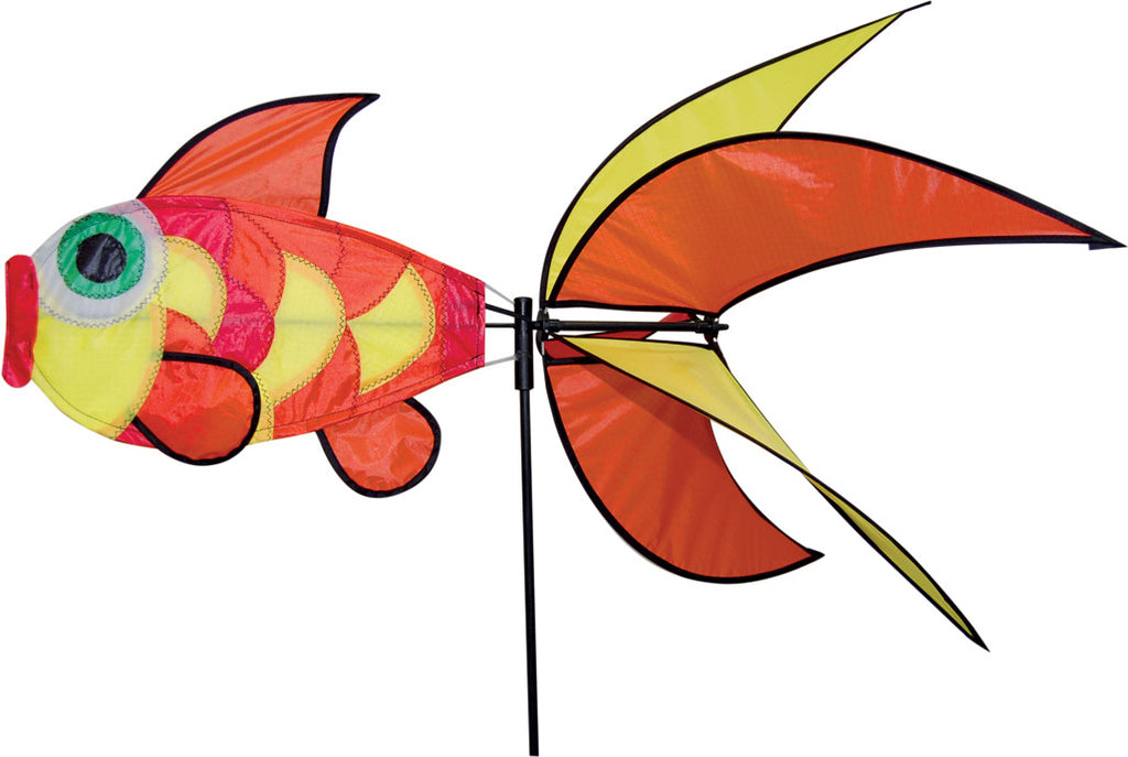 Goldfish Windspinner - Wind Creations