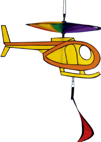 Helicopter Spinner - Wind Creations - 1