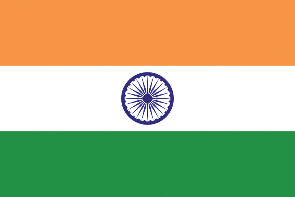 India Flag - Wind Creations
