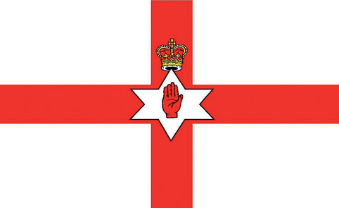 Northern Ireland Ulster Banner Flag - Wind Creations