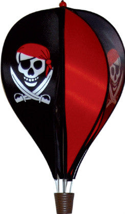 Hot Air Balloon Spinner - Pirate - Wind Creations - 1