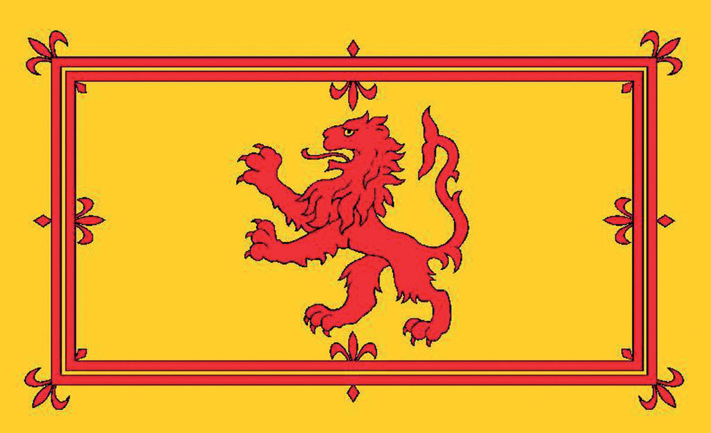 Scotland Lion Rampant Flag - Wind Creations