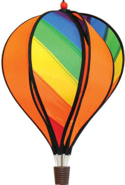 Small Hot Air Balloon Spinner - Sunburst - Wind Creations - 1