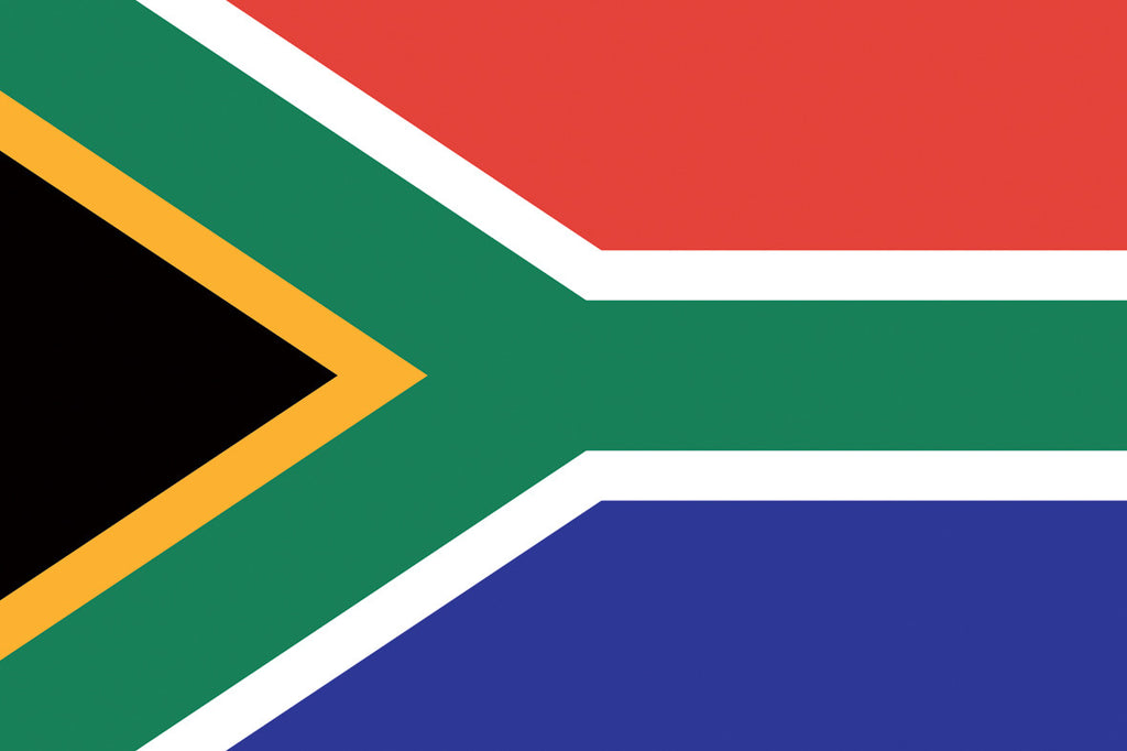 South Africa Flag - Wind Creations