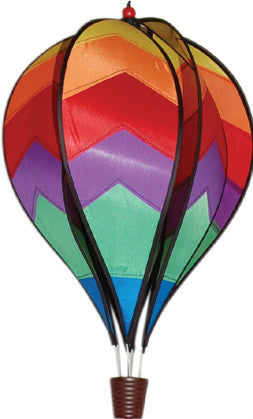 Hot Air Balloon Spinner - Spectrum - Wind Creations - 1