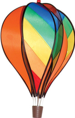 Hot Air Balloon Spinner - Sunburst - Wind Creations - 1