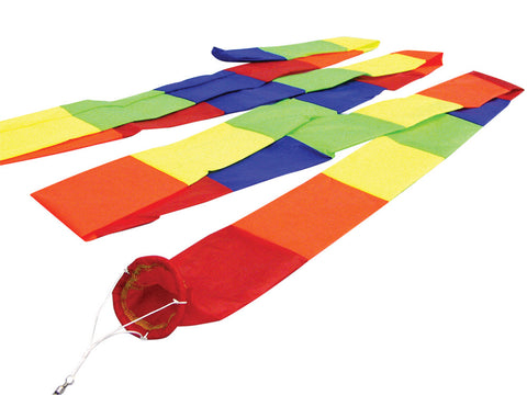 Tube Tail Rainbow Windsock - Wind Creations