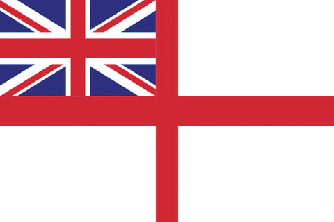 UK White Ensign Flag - Wind Creations