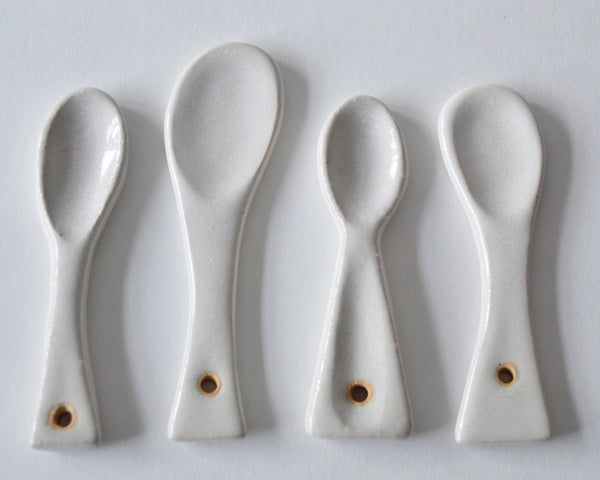 Condiment spoon II ~ second from left
