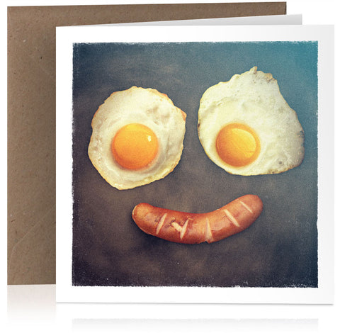 Eggs and sausage x 6