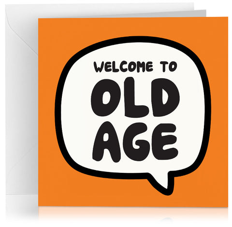 Old age x 6