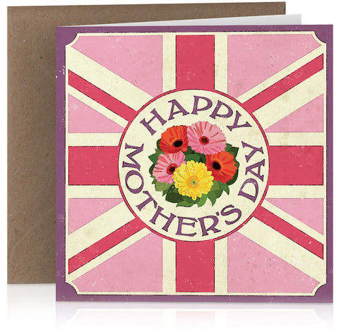 Union Jack (Mothers Day) x 6