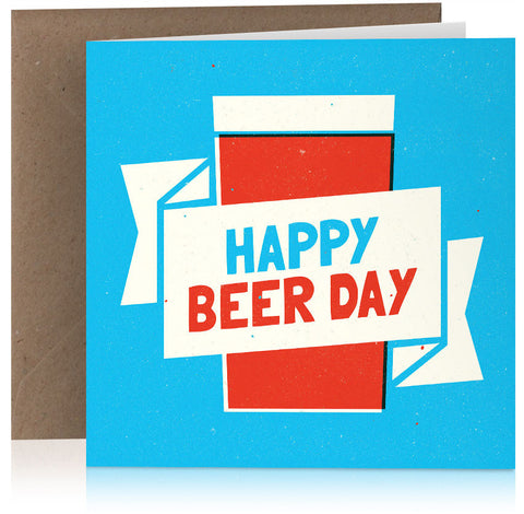 Happy beer day x 6