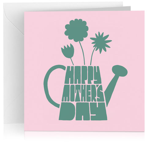 Watering can (Mothers Day) x 6