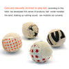 Image of Interactive Rattle Ball Toys (4 pack)
