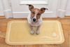 Image of Kittycentric Litter Mat (Creamy Beige)