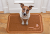 Image of Kittycentric Litter Mat (Cinnamon Brown)