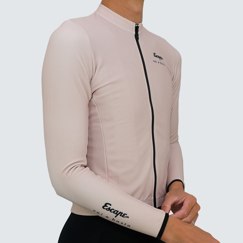 Load image into Gallery viewer, ESCAPE THERMAL JERSEY- BEIGE