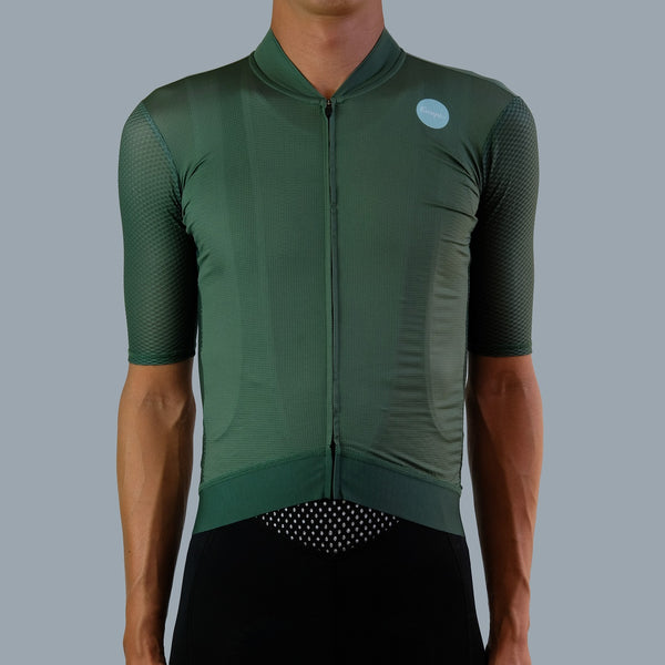 Ultra Soloist Jersey - Dark Leaf Green
